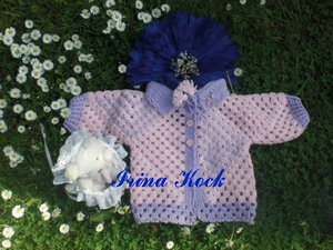 Baby Surprise Jacket by Elizabeth Zimmermann