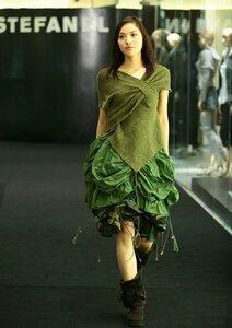 Мисс Х - летняя туника с красивым перехлестом