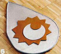 Щит и шлем для Могучего Богатыря