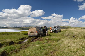 Активный отдых на озере Хиндиктиг-Холь