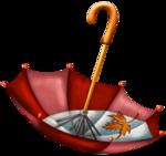 зонтик  и  листик.png