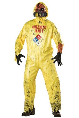 Мужской карнавальный костюм Поражённый радиацией