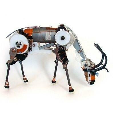 Если б живое вокруг было роботами