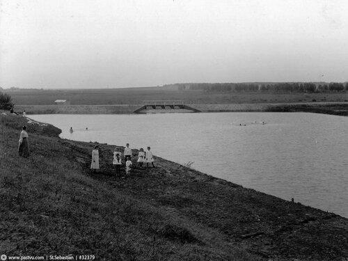 1904, Джамгаровский пруд