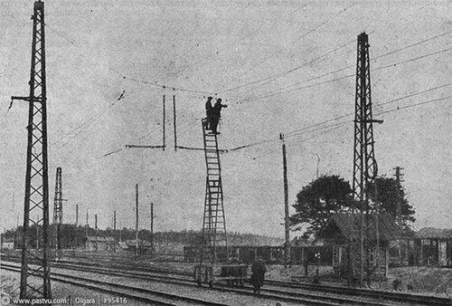 1929, станция Лосиноостровкая