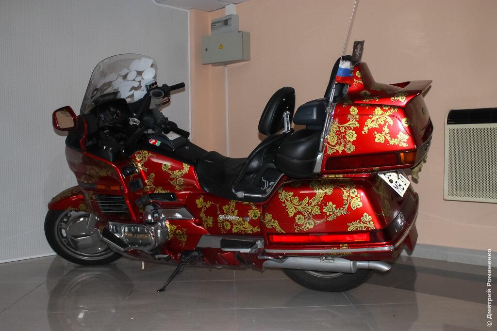 музей, раритетный транспорт, Белгород, аск вираж, авто, мото