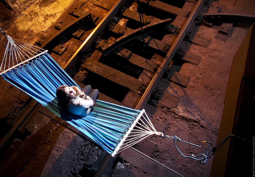 диггеры кошка метро
