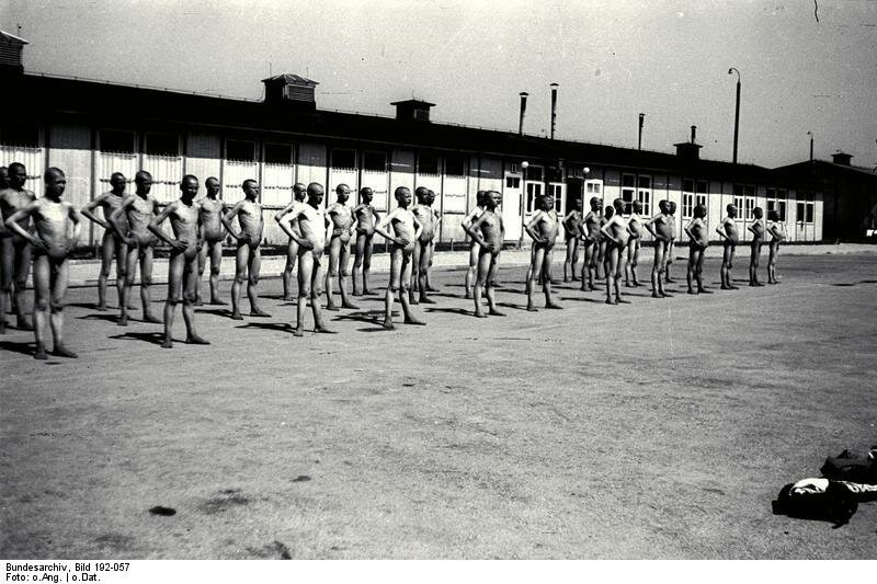 KZ Mauthausen, jugendliche Hдftlinge