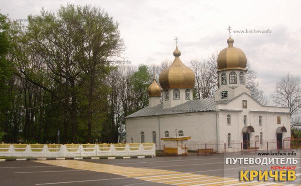 Свято-Воскресенский Параскевинский собор