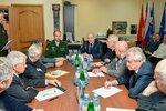 14 декабря 2017 г- расширенное заседание бюро Совета Межрегиональной общественной организации «Ветераны КИК».