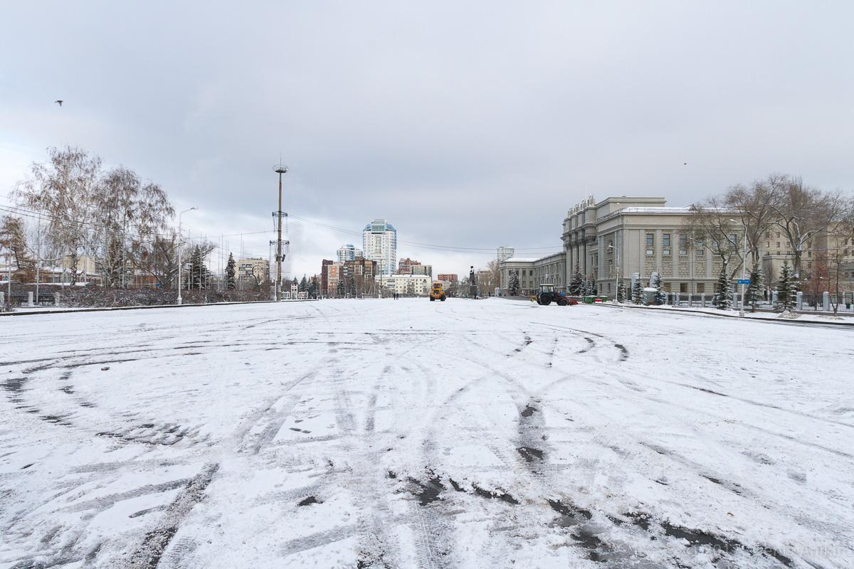 Площадь Куйбышева (Самара) фото 3