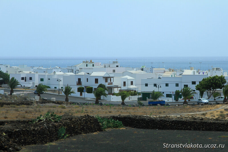 Канарские острова, Лансароте
