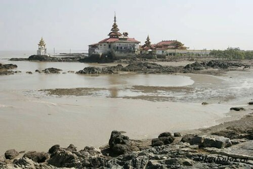 Пагода в Кьяйкками