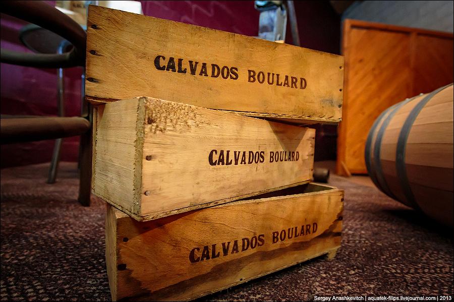 Как делают кальвадос