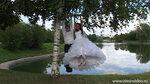 Жених и невеста отрываются