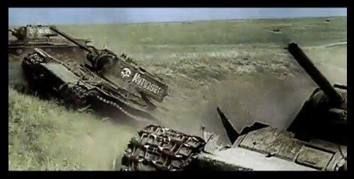 Отреставрированная кинохроника, май 1945