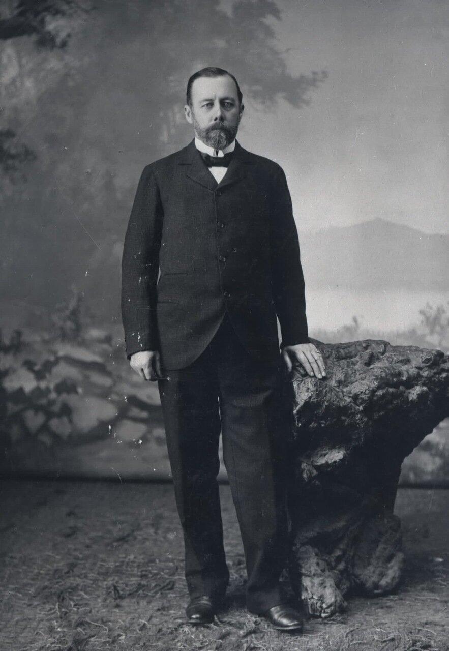 Густав Оберг