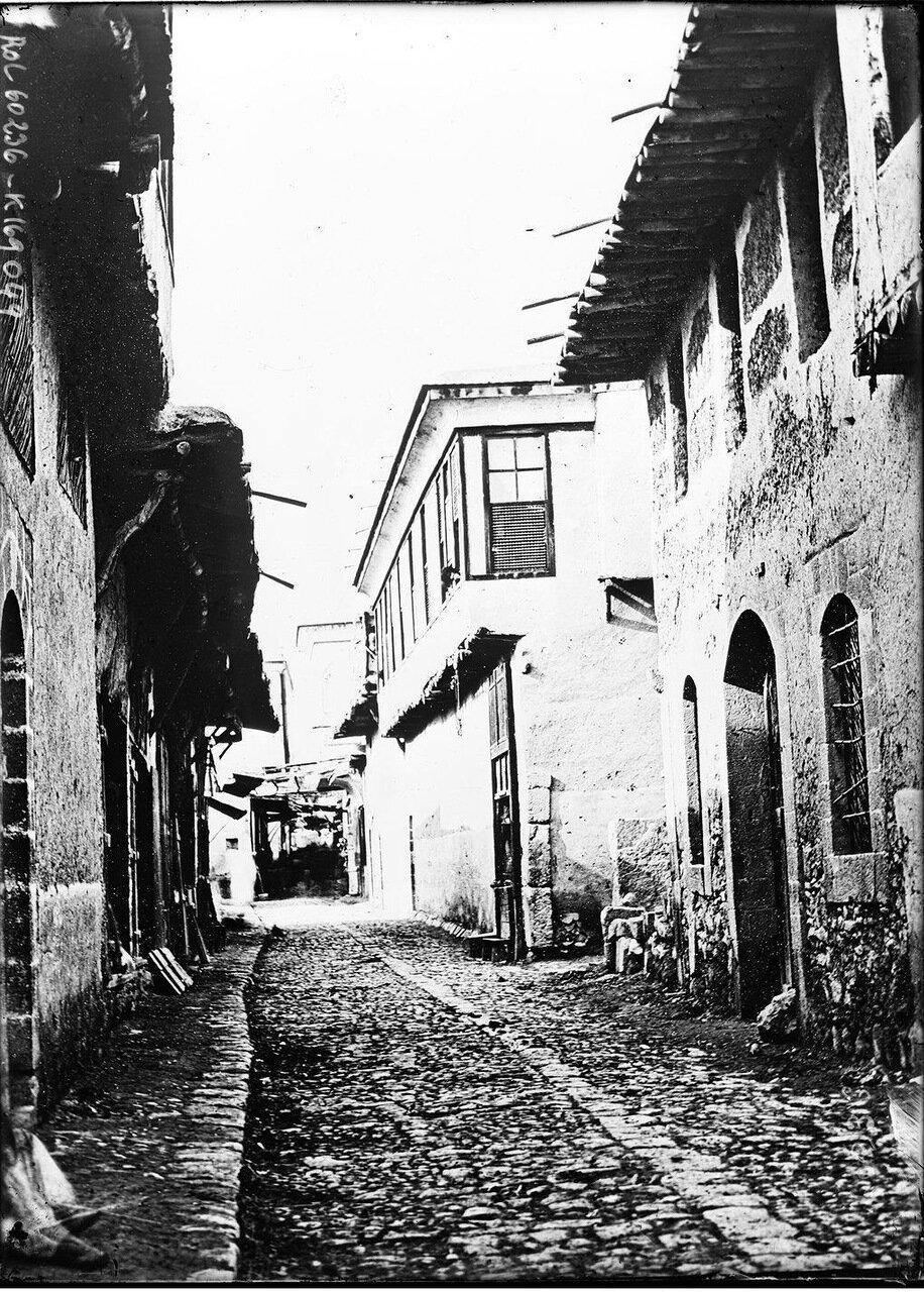 Улица Дамаска. 1920