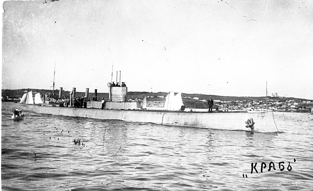 Подводная лодка «Краб»