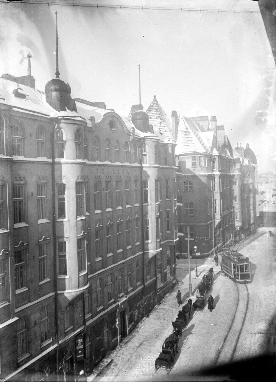 Катаяноканкату. 1911