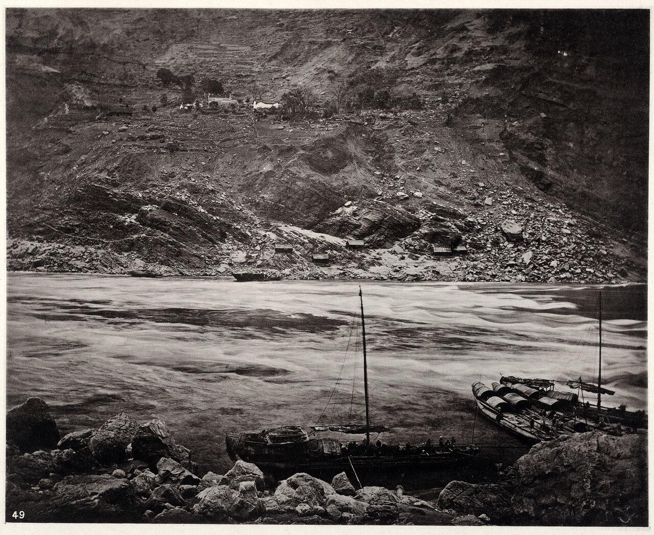 На реке Циндао