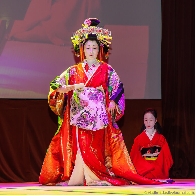 Кикукава-таю - живая богиня
