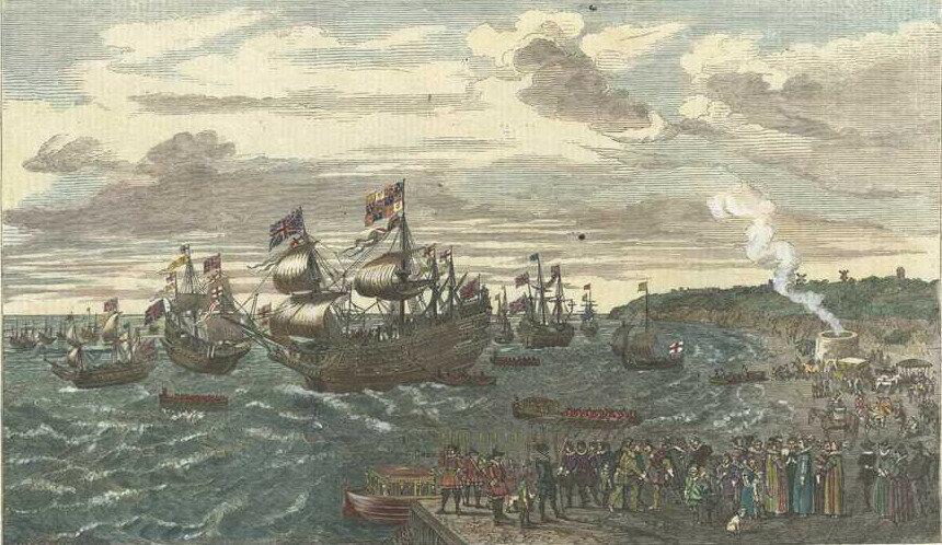 22_1612 Landing of Frederick V, Elector Palatine, at Gravesend_1.jpg