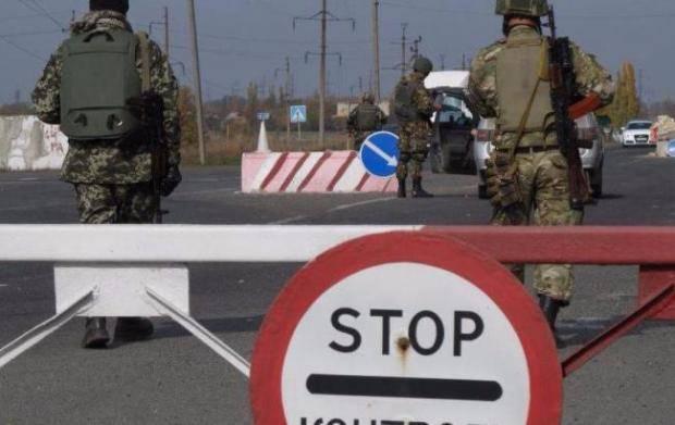 """По дороге к """"бандеровцам"""": В Марьинке задержали пулеметчика банды Гиви за попытку пересечь линию разграничения"""