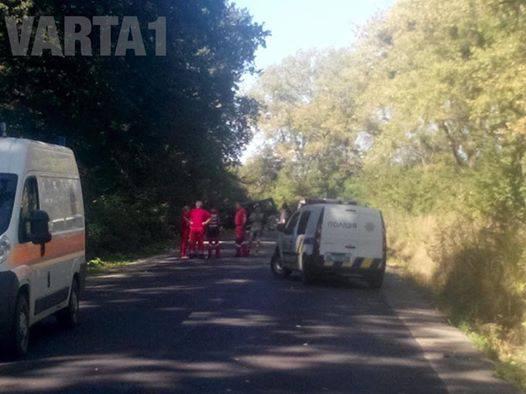 Три человека погибли в результате взрыва внедорожника во Львовской области, - Нацполиция. ФОТО (обновлено)