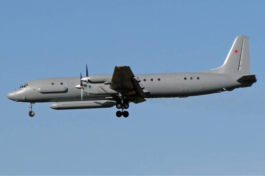 Истребители НАТО перехватили Ил-20 ВКС РФ на границе с Латвией