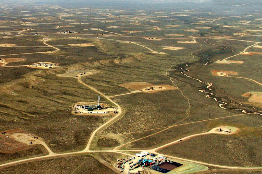 Сланцевые поля в Техасе.png