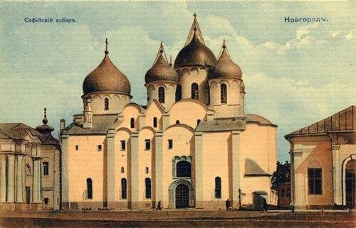 7 фактов о Софийском соборе в Новгороде
