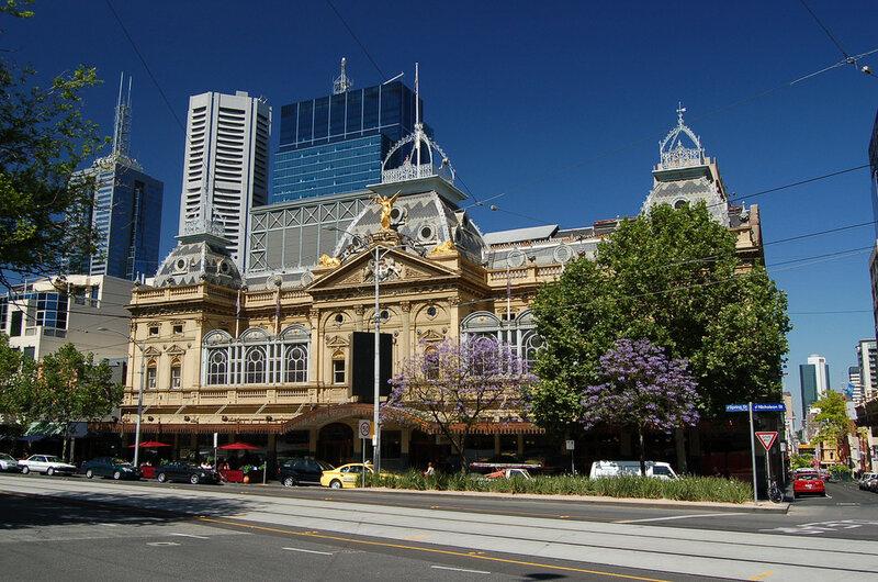 Мельбурн / Melbourne