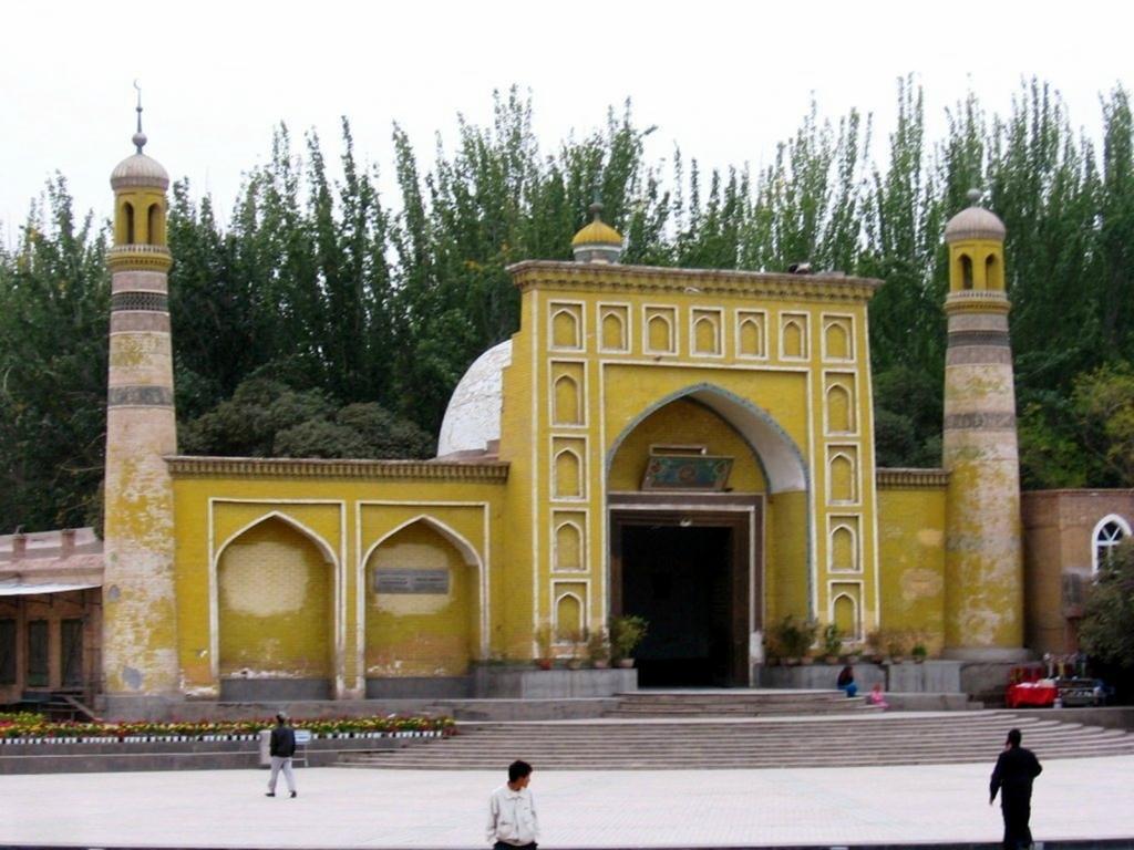 Самые красивые мечети мира (фото)