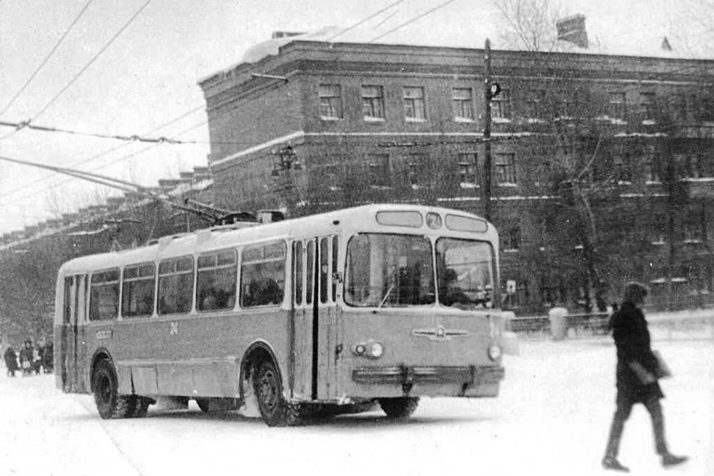 Березники. Троллейбус