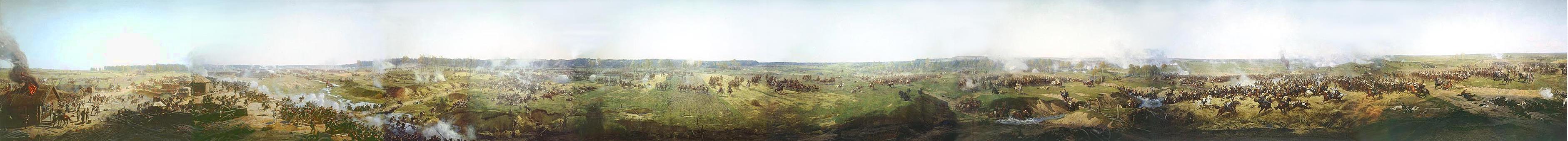 Бородинская битва 1812 г. Панорама. 1911.jpg