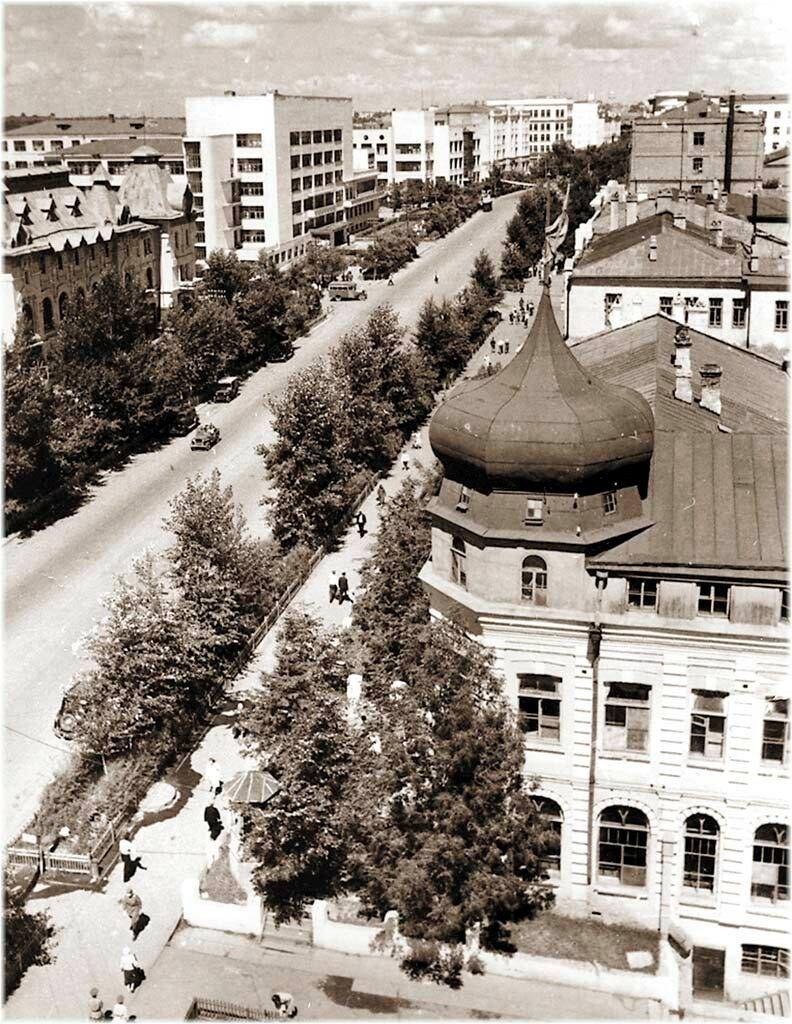 старые фотографии города хабаровска копирование публикация