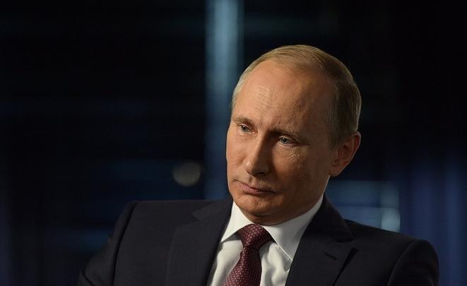 Рейтинг В.Путина вСША достиг максимума запоследние 14 лет— любимец американцев