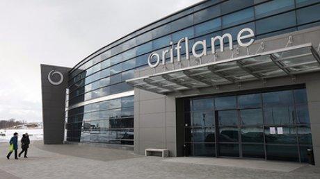 Вглавном офисе ипроизводственном комплексе Oriflame проходят обыски