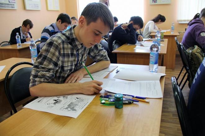 ВЛипецкой области стартовал региональный этап всероссийской олимпиады школьников