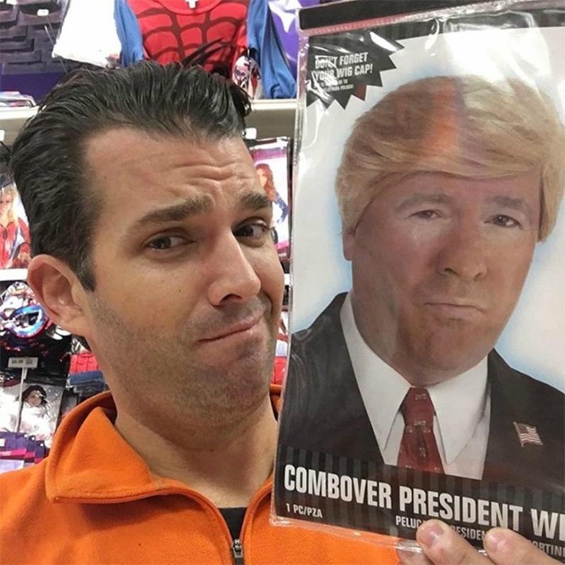 Семейный фотоальбом нового президента США Дональда Трампа