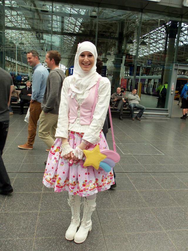 Новый тренд — мусульманская лолита