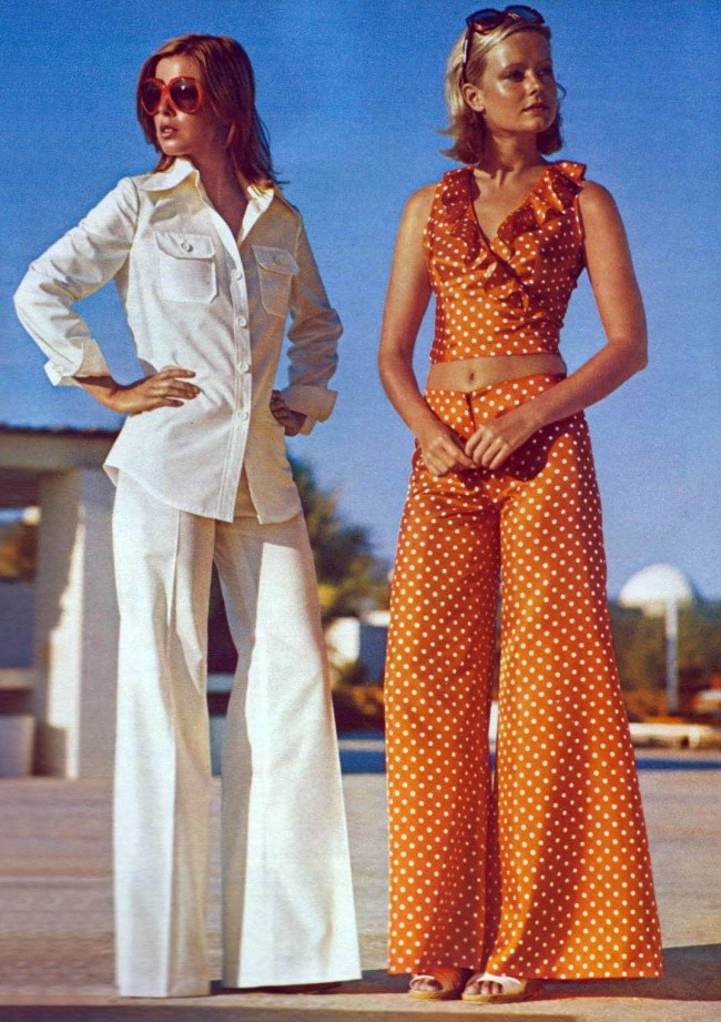 13. 1970-е: кожа да кости (© pinterest)