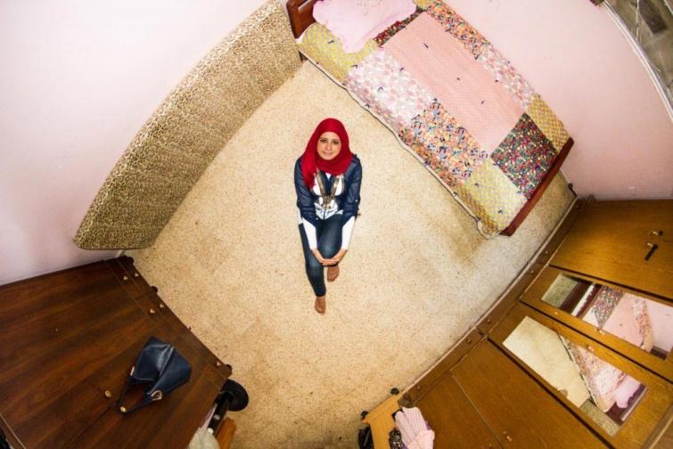 Сабрина — Шатила, Ливан.