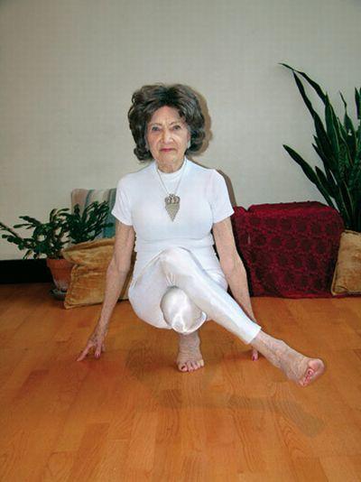 Тао Порчон-Линч - уникальная 92-летняя женщина