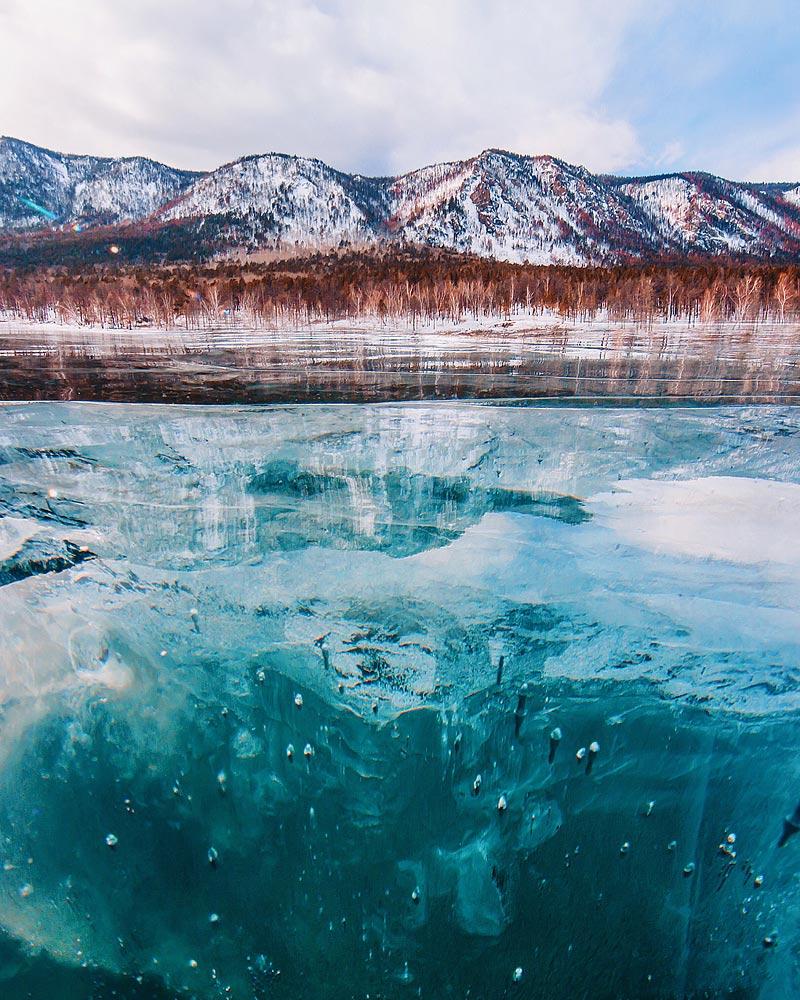Как вы помните, Байкал еще и самое глубокое озеро. Происхождение и возраст озера до сих пор вызывают