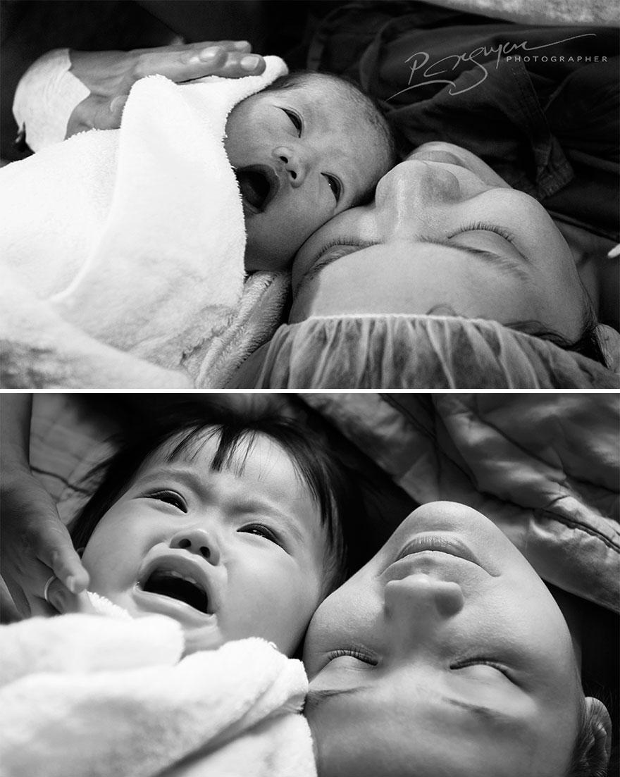 «Не было ничего, что бы отличало меня от любой женщины, родившей ребенка» (Джин Шинода Болен).