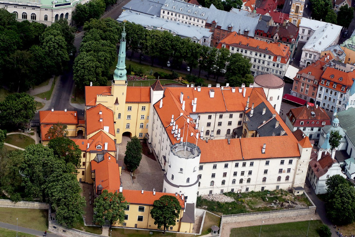 В 2014 году Рига стала считаться одной из культурных столиц Европы.