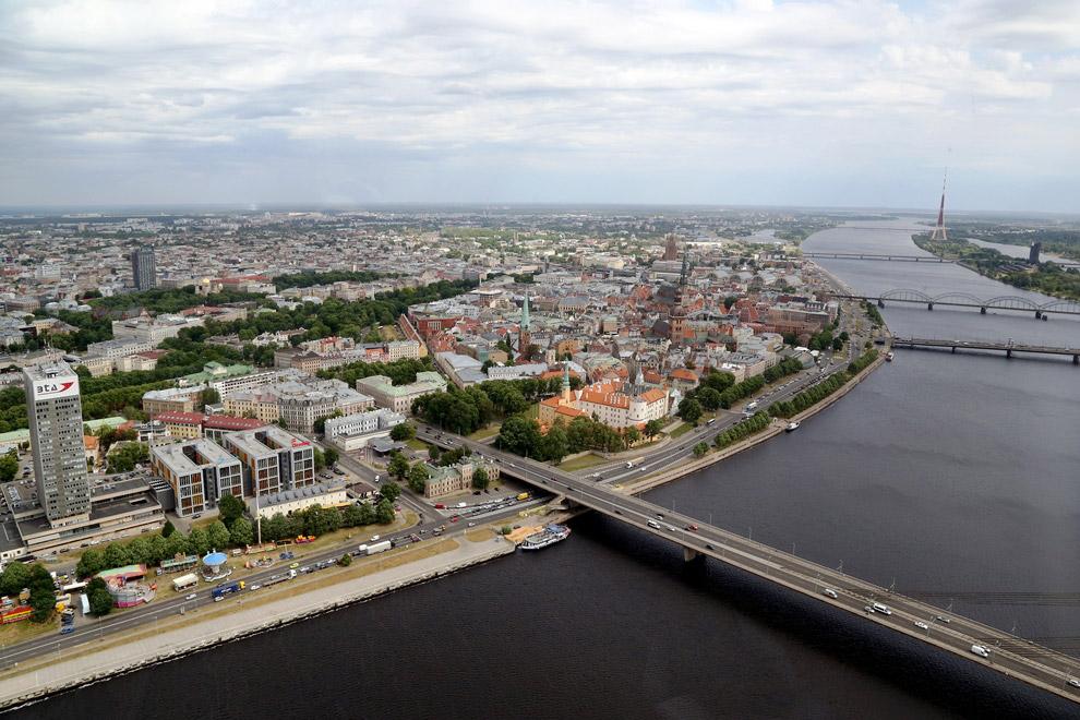 В 1997 г. центр Риги был внесён в список Всемирного культурного наследия ЮНЕСКО за «выдающу