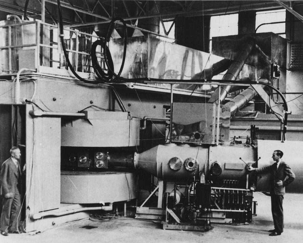 Для производства одного грамма калифорния плутоний или кюрий подвергают длительному нейтронному